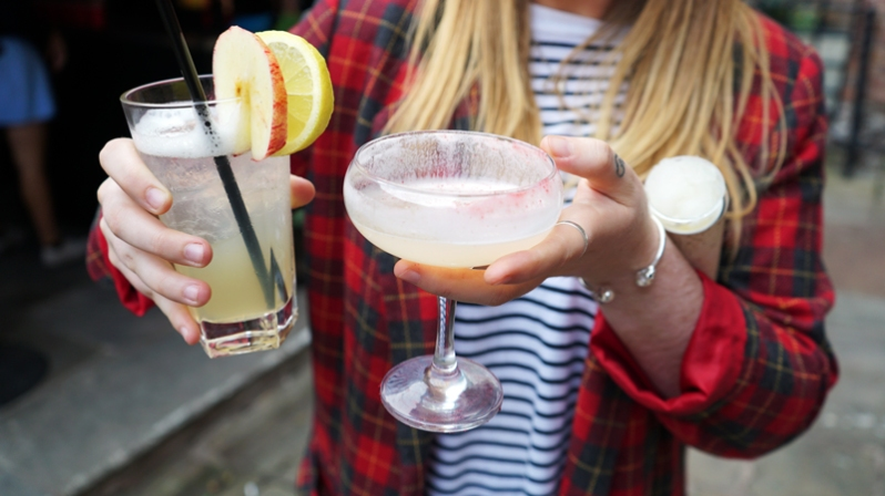 Cocktails in the City Liverpool 2017