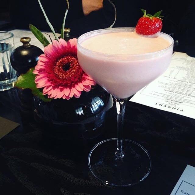 The Vincent cocktail bar Liverpool