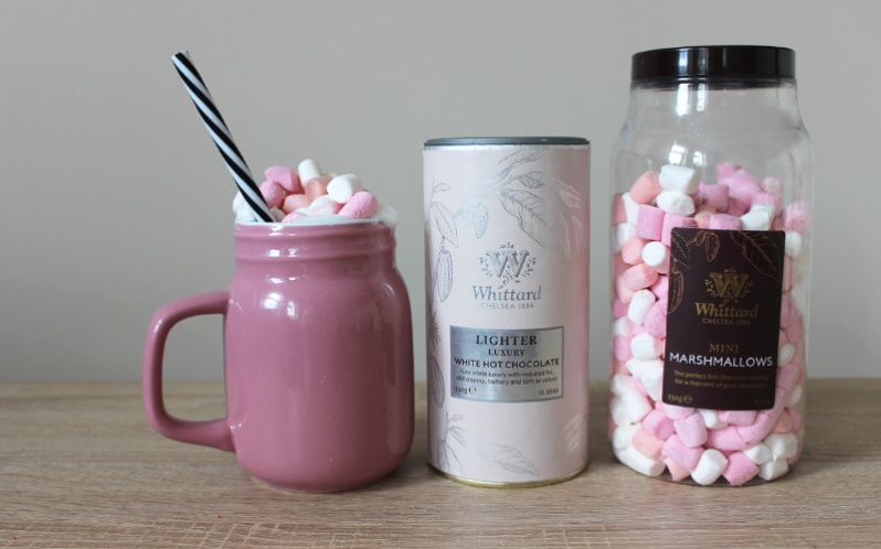 Whittards White Hot Chocolate