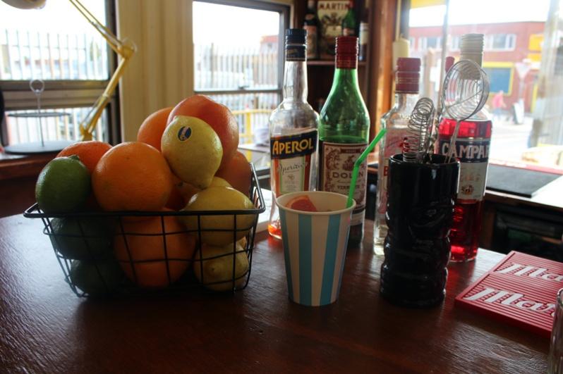 Kiosk bar Liverpool