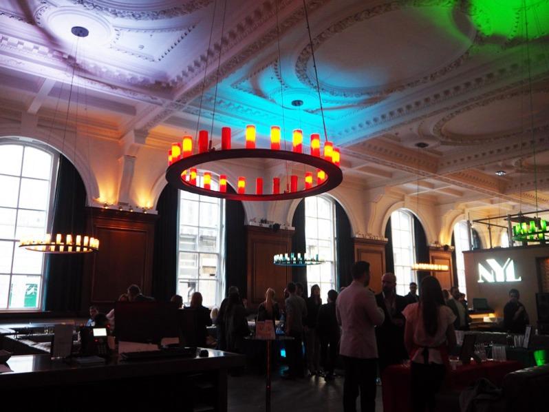 The NYL Restaurant and Bar Liverpool Aloft Hotel