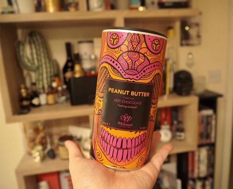 Whittards Peanut Butter hot chocolate