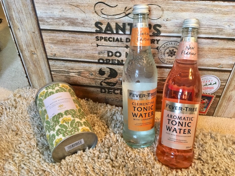 Fever Tree limited edition tonic water