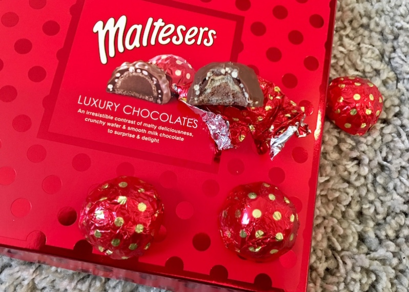 Maltesers luxury chocolates