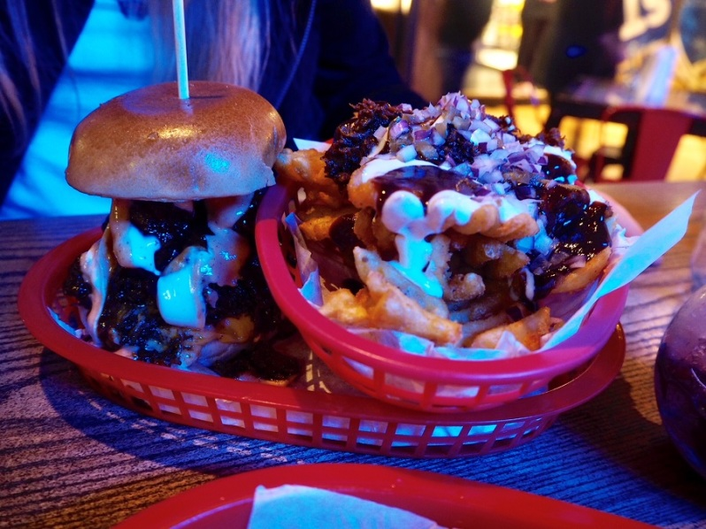 Almost Famous Liverpool burgers new menu