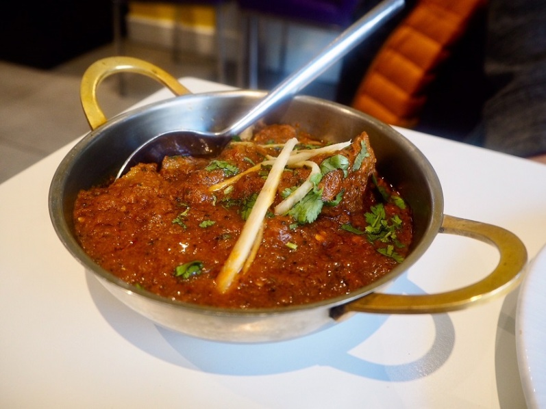 Rumi by Buhkara Indian restaurant Liverpool opening times