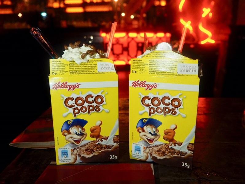 Dirty Little Secret Liverpool coco pops cocktail bar